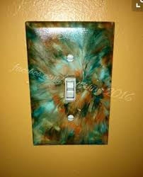 my most pinned project by other people is one of the light switch covers i updated when we painted our kitchen i found an extra cover in a drawer to