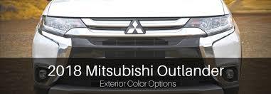 2018 mitsubishi colors. unique colors throughout 2018 mitsubishi colors