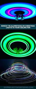neon ceiling fan boys ceiling fan fun fans neon light cool projects for teen glow sticks neon ceiling fan