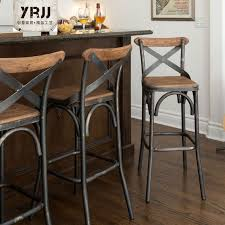 wrought iron bar chairs. Creative Metal Iron Source Tall Wrought Bar Chairs Outdoor Stool Backrest Pinterest