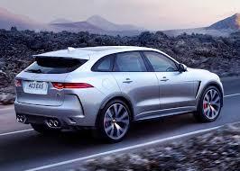 2020 Jaguar F-Pace SVR Hybrid