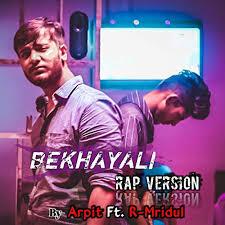 Rap R B Charts Bekhayali Rap Version Feat R Mridul By Arpit On Amazon