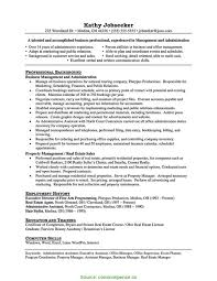 Top Apartment Assistant Manager Resume Estate Manager Resume