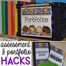 Student Portfolios Student Portfolio And Assessment Organization Hacks Pocket Of