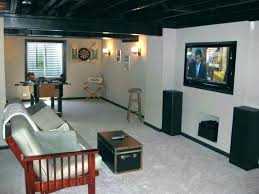 black basement ceiling seminole85com