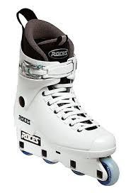Roces M12 Ufs Aggressive Inline Skates White