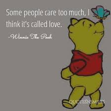 Winnie The Pooh Quotes About Love Gorgeous 48 Of The Most Beautiful Winnie The Pooh Quotes