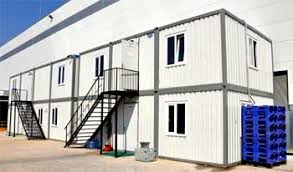 prefabricated office space. Outdoor Prefabricated Office Buildings Space I