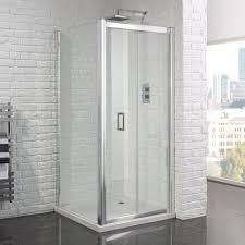 bedroom cool bifold glass shower door 45 zoom aquadart venturi 6 frameless 900mm 65598 stunning