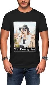 Personalized Tshirt Design Comanapolis Customize Shirts For Women Men Custom T Shirts Design Your Own Crew Neck Mens Womens Personalized Tshirts