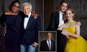 <b>Ralph Lauren</b> releases celebrity <b>portraits from</b> 50th anniversary bash