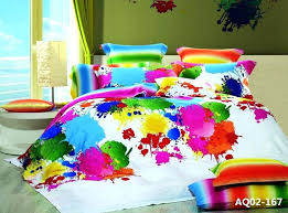 graffiti bedding set bright colored bedspreads for king size beds king size is available contact me graffiti bedding