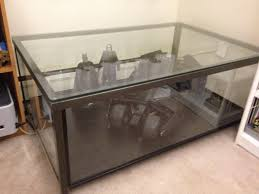 Ikea Granas Coffee Table Become Awesome Display Case   Page 22   Sideshow  Freaks