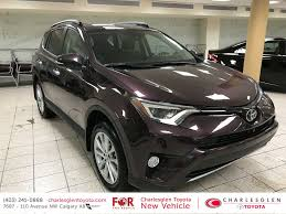 New 2018 Toyota RAV4 4 Door Sport Utility in Calgary, AB 180579