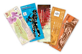 Raffle Event Markham Ticket Printing Service Quality Custom Event Tickets And