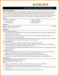Professional Accounting Resume Templates Accounting Resume
