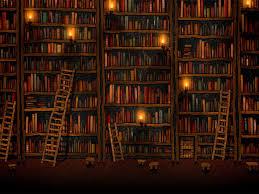 book ipad wallpaper library