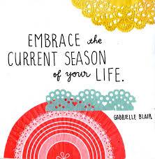 Seasons Of Life Quotes Simple Seasons Hootenannie