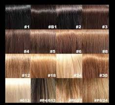 Hair Color Chart For Black Women Hair Products Dark Blonde