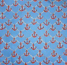 Lilly Pulitzer Fabric New Lilly Pulitzer Fabric 2013 Summer Nautica 1 Yard X 59 Inches