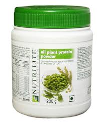 amway nutrilite all plant protein powder 200gm