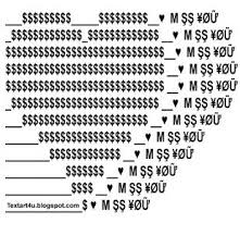 Text Art Copy Paste I Miss You Copy Paste Ascii Heart Cool Ascii Text Art 4 U