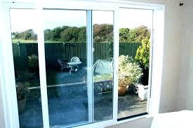 4 panel gliding patio door fancy 4 panel sliding patio doors white pane four door interior