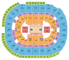 Sap Center Seating Chart San Jose