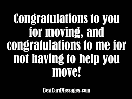 Another Word For Congratulations New House Congratulations Card Messages