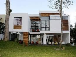 Modern Concrete House Plans Cement Homes Plans Concrete Home Designs In Narrow Slot Pictures