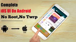 Get Complete iPhone System On Android - No Root,No Twrp | 2019 Unbelievable  App - YouTube