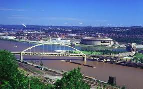 Image result for fort pitt stadium