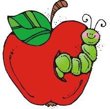 Teacher Apple Border Clipart Free Images  Clipartix