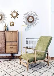moorish style furniture. moroccaan sunburst mirrors with midcentury modern furniture moroccan style moorish