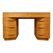 heywood wakefield mid century desk 6817
