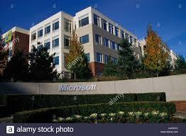 microsoft office redmond wa. Microsoft Corporation Campus Redmond Washington USA Office Wa