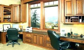 custom home office cabinets. Delighful Home Built In Office Cabinets Custom Home  Inside Custom Home Office Cabinets