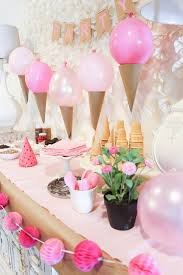 Ice Cream Party via Classy Clutter and other great party ideas and party  decor! | Want...Need...Love! | Pinterest | Ice cream cones, Clutter and  Classy