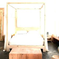 Cheap King Size Canopy Bed Bed Frames Wallpaper Hi Res King Metal ...