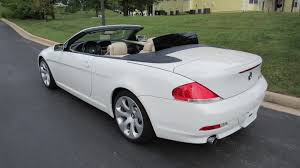 Coupe Series bmw 645 convertible : 2005 BMW 645 Convertible | F60 | Chicago 2016