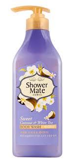 Купить <b>Гель</b> для <b>душа Shower Mate</b> Кокос и белый чай 550г ...