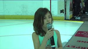 Marissa Whittaker - National Anthem - April 13, 2018 - YouTube