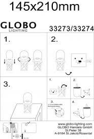 Уличный декоративный <b>светильник Globo Solar 33274</b> купить в ...