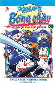 Doraemon Bóng Chày - Truyền Kì Về Bóng Chày Siêu Cấp Tập 20 (Tái Bản 2020)