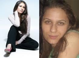 stani actress nausheen shah without makeup