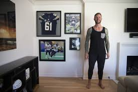 Former NFL player Nick Hardwick stays fit with yoga - Los Angeles ...