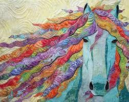 Art Quilts | Etsy & ART QUILT Comment vois-tu la vie/How do you see your life 19 Adamdwight.com