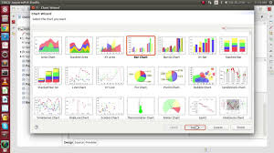How To Fill Data In Bar Chart In Jasper Report