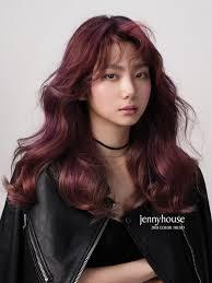 제니하우스 2018 Hair Color 가은 바이올렛