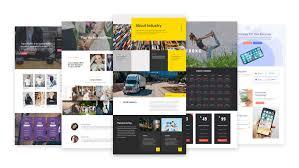 Best High Tech Website Designs Best Free Website Builder Software 2019